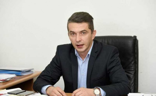 Petar Bilčar, načelnik Odjeljenja za komunalne poslove