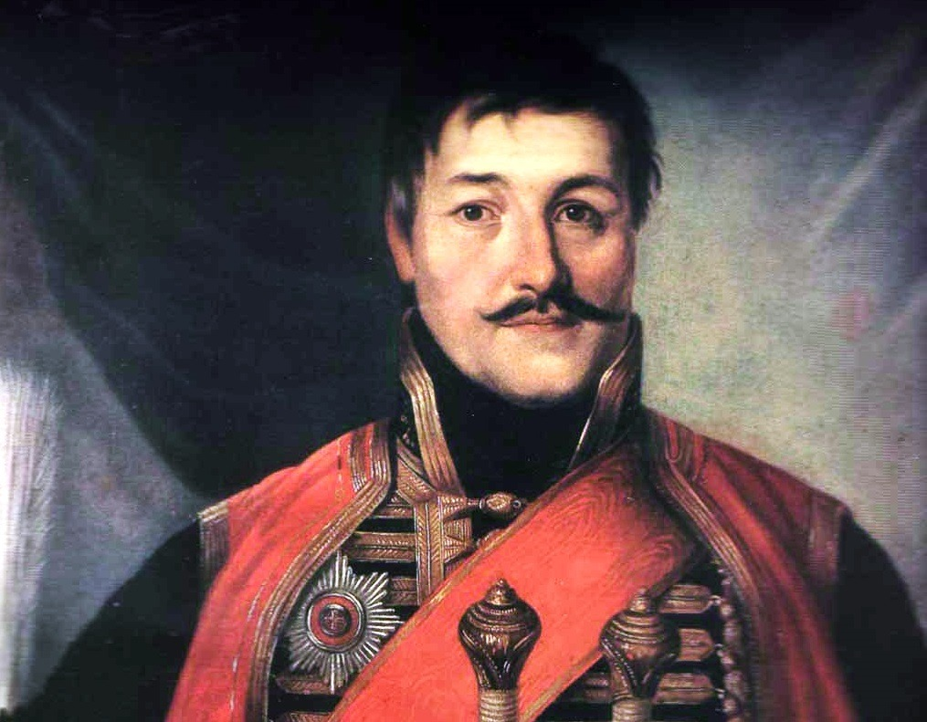 Karađorđe Petrović, Vladimir Borovikovski, 1816