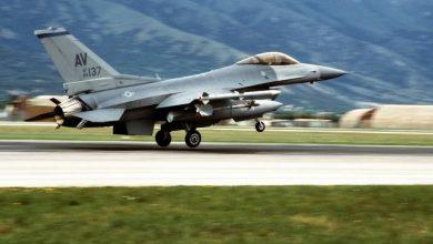F-16 u operaciji Namjerna sila