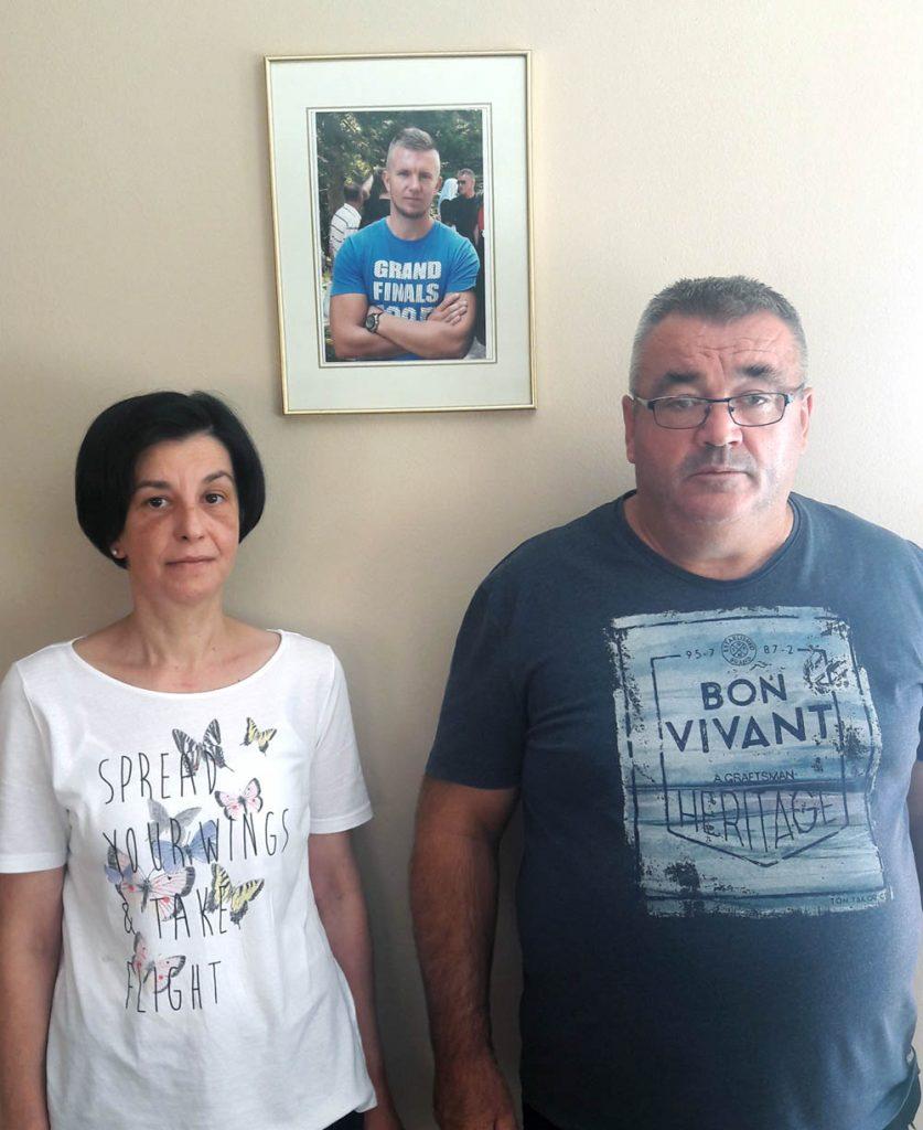 Roditelji pokojnog Dženana Memića