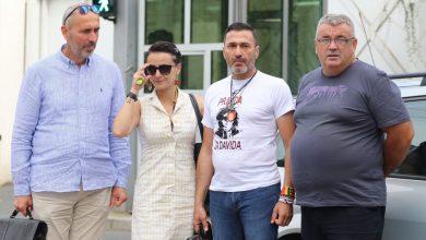 S lijeva na desno: Ifet Feraget, Mila Šarić, Davor Dragičević i Muriz Memić