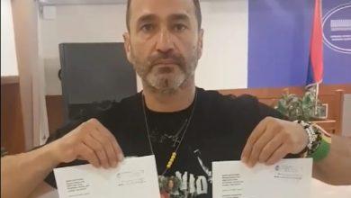 Davor Dragičević u Narodnoj Skupštini