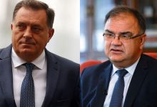 Milorad Dodik i Mladen Ivanić