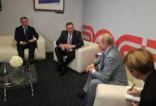 Milorad Dodik i Vladimir Putin u Sočiju