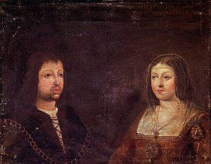 Fernand II i Izabela od Kastilje