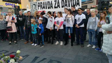 Pravda za Davida, 11.10.2018. / foto: Tijana Grujić