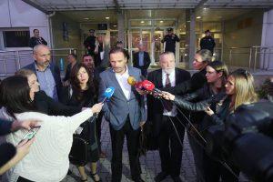 Pravda za Davida ispred Tužilaštva, 12.10.2018 / foto: Dejan Božić
