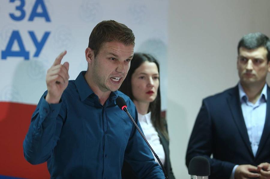 Draško Stanivuković / foto: Dejan Božić