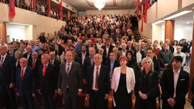 SP, predizborni skup u Trebinju