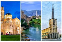 Banjaluka, Mostar i Bodo