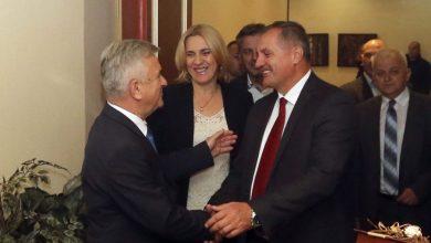 Nedeljko Čubrilović i Radovan Višković / foto: Dejan Božić