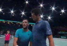 Novak Djoković i Damir Džumhur