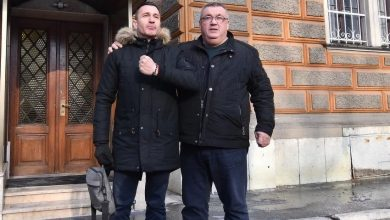 Davor Dragičević i Muriz Memić