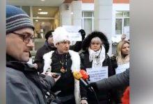Davor Dragičević ispred Suda u Prijedoru