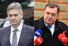 Denis Zvizdić i Milorad Dodik