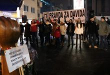 Pravda za Davida, 20.12.2018. godine / foto: Stefan Lazić