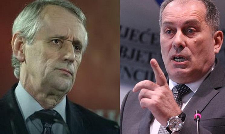 Rajko Vasić i Dragan Mektić