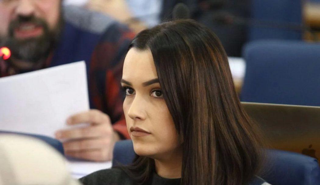 Arijana Memić počela borbu u Skupštini Kantona sarajevo: Niz pitanja za  Hitnu pomoć