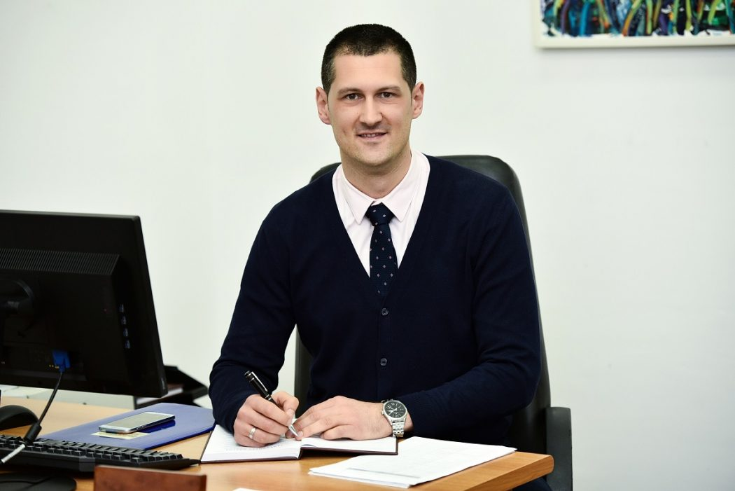 Neven Stanić, načelnik Odjeljenja za kulturu, turizam i socijalnu politiku