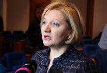 Antonija Verhaz, načelnica Klinike za infektivne bolesti UKC Republike Srpske