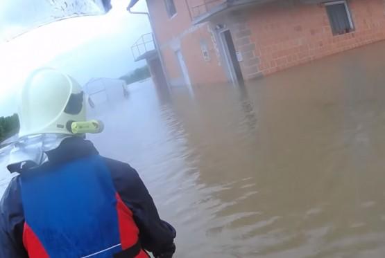 Prijedorski vatrogasci mole građane: Ne iskaljujte bijes i patnju na nama