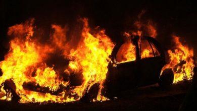 Zapalio se automobil u banjalučkom naselju Obilićevo