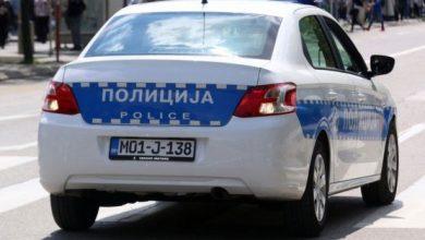 Pijan vozio sa lažnim tablicama, udario policajca pa bježao