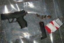 U Gradišci uhapšen Nijemac, oduzet mu pištolj i municija