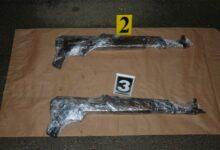 Dvije automatske puške pronađene kod vozača iz Prijedora