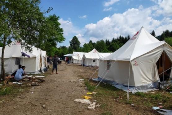 Sukob migranata u Bihaću, ima povrijeđenih