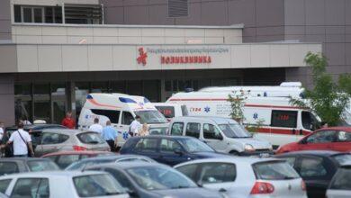 Pacijent skočio sa četvrtog sprata UKC-a RS